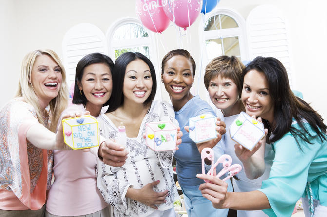 baby shower d di donna