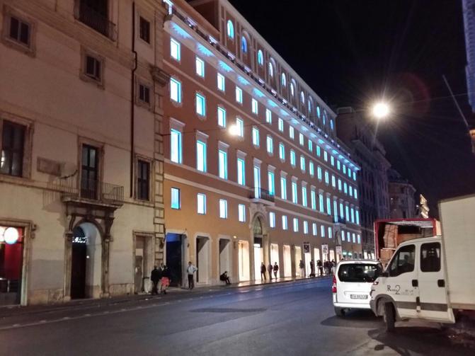 LA RINASCENTE A ROMA