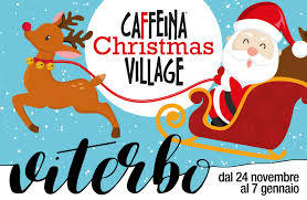 CAFFEINA CHRISTMAS VILLAGE