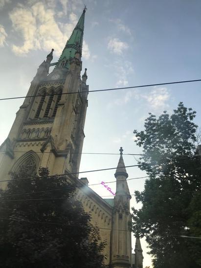 cattedrale di toronto d di donna