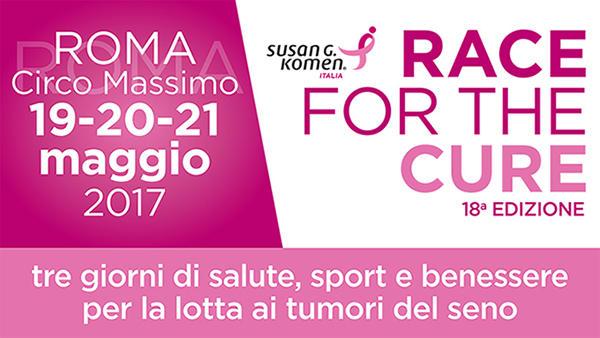 TUTTE UNITE PER ROMA RACE for the CURE