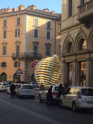 Santo Stefano a spasso per Roma
