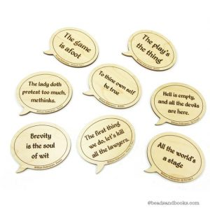 magneti con citazione etsy