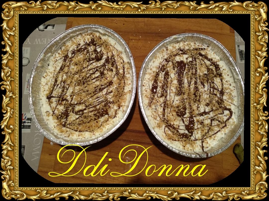 Meringata alla nutella: un dolce dessert buonissimo e bellissimo