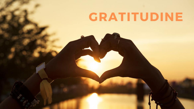 Praticare la gratitudine ogni giorno: ecco come in modo semplice e super veloce