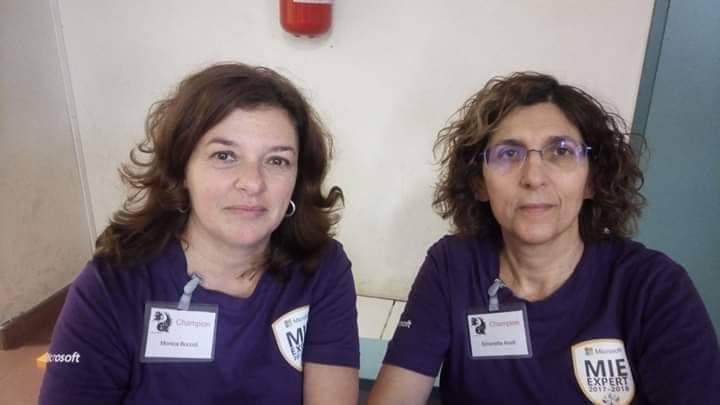 Monica e Simonetta: Insegnanti 2.0 – Intervista a Donne Straordinarie & Inclusione non solo il 2 aprile