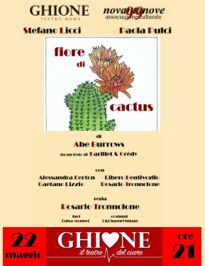 Fiore di cactus… La commedia di Broadway arriva in Italia