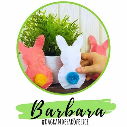 Scuola a casa e idee di Pasqua in quarantena con Barbara