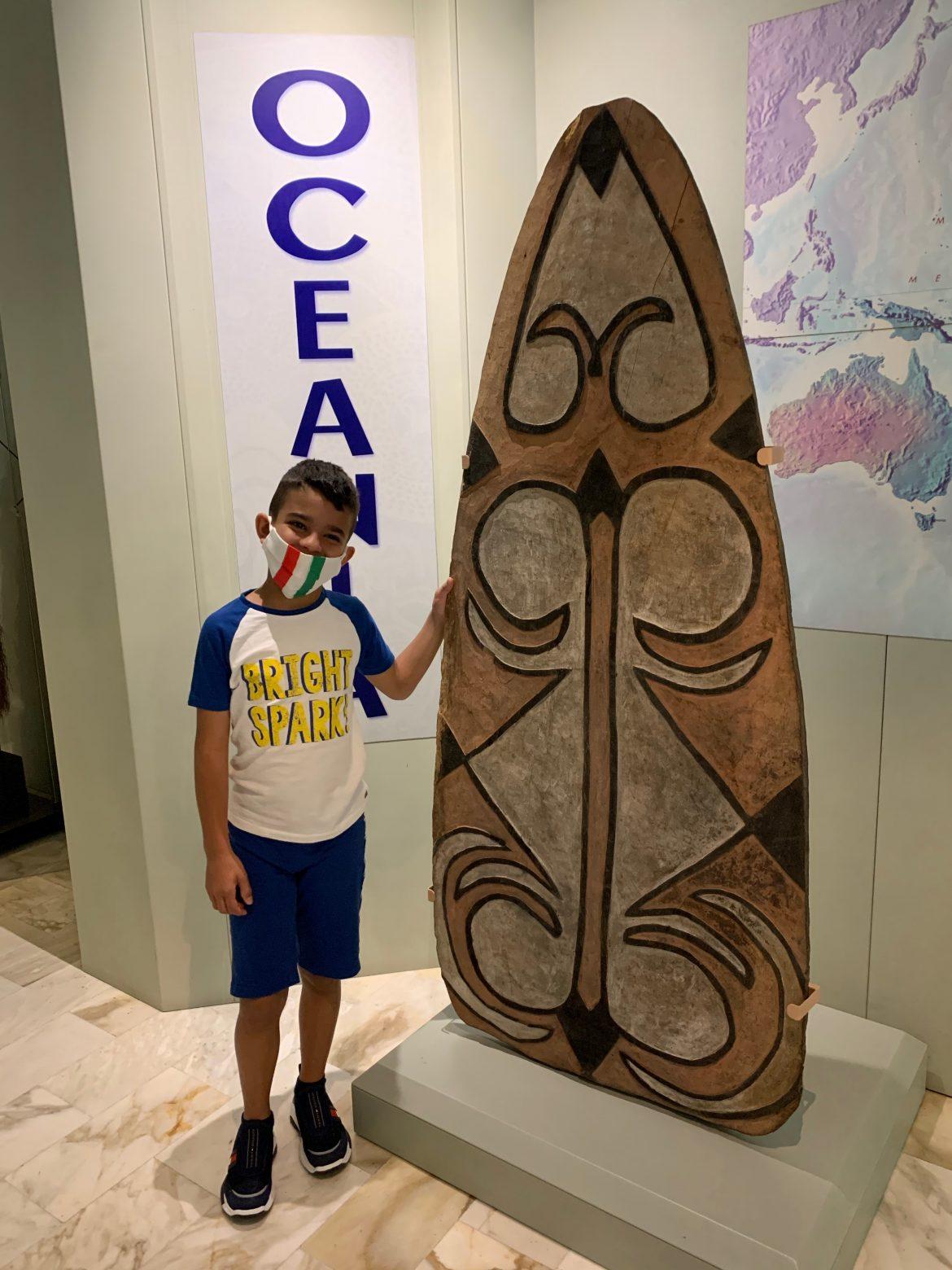 Musei di storia da visitare con i bambini : Il Museo della Civiltà