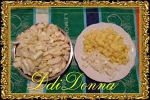 Ingredienti Minestra di Finocchi - DdiDonna